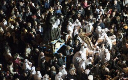 Vico del Gargano, la Settimana Santa è online: via agli incontri