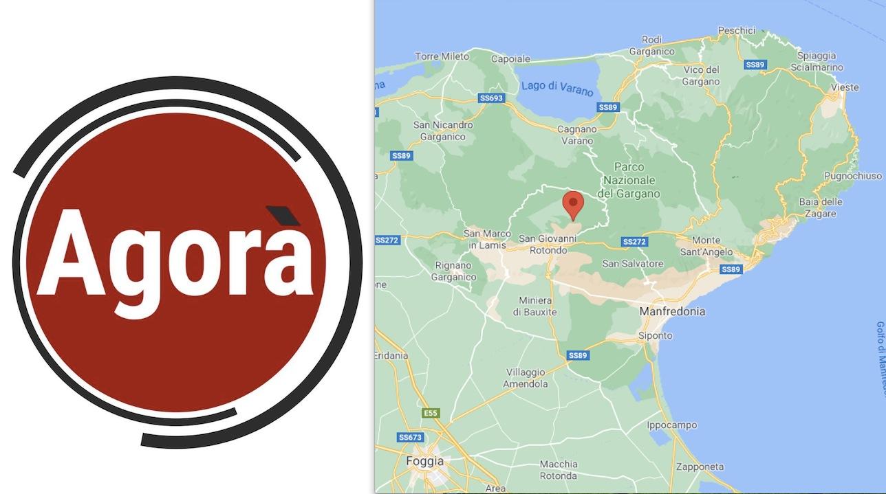 Cartina Puglia Zona Gargano.Vieste E Il Gargano Raccontati In Diretta Da Agora Su Rai Tre Il Resto Del Gargano