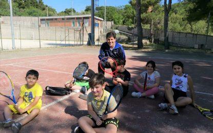 Tennis, continua la bella stagione per il GS Ischitella