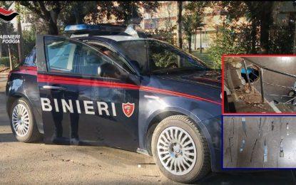 Tenta di rubare in un'autoscuola e in un istituto di bellezza: arrestato 29enne a San Marco in Lamis