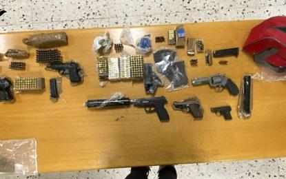 Maxi sequestro di armi a San Severo: controlli a tappeto dopo gli ultimi omicidi