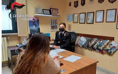 Arresti per stalking e maltrattamenti a Lesina e Apricena