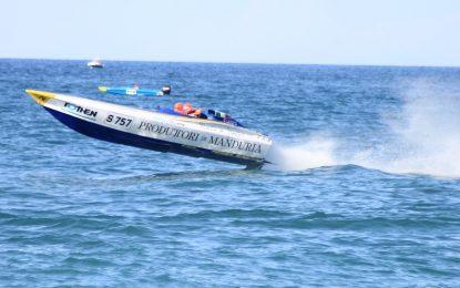 Motonautica, a Rodi Garganico Longo e Marani vincono la prova del Campionato Italiano Endurance