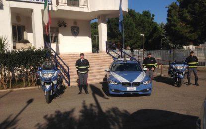 """A Vieste arrivano altre 2 pattuglie di Polizia: """"Per garantire vacanze serene ai turisti e lavoro in sicurezza agli operatori"""""""